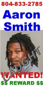 Fugitive Aaron Smith