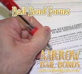 Bail Bond Forms