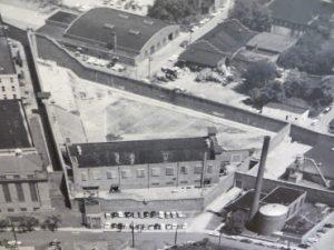 Maximum Security Building in the Virginia State Penitentiary in Richmond