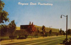 Virginia State Penitentiary in Richmond